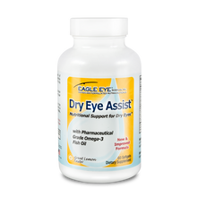 Load image into Gallery viewer, Dry Eye Assist- 1 Month Supply - Pharmaceutical Grade