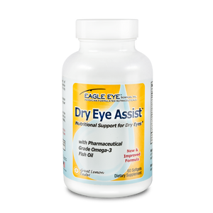 Dry Eye Assist- 1 Month Supply