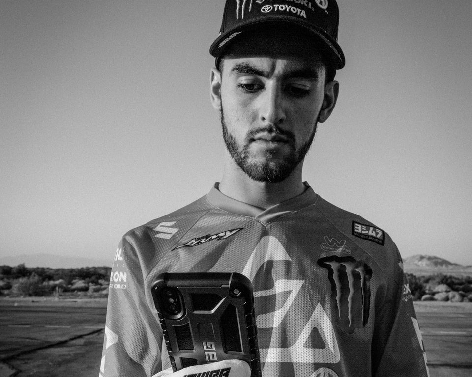 Justin Bogle - Urban Armor Gear Athlete