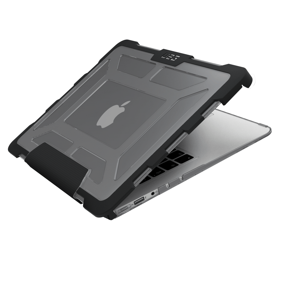 Protect Your Macbook Air 13 Inch With A Slim Rugged Case By Uag Pro Grey Plasma Series