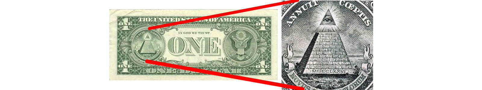 billet dollar illuminati
