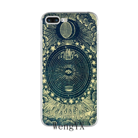 coque iphone illuminati ciel