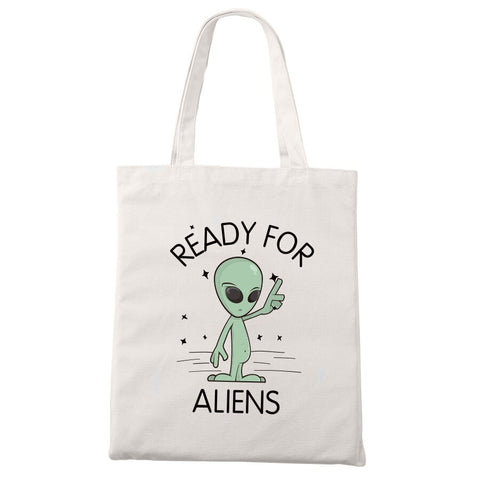 Sac OVNI <br> Ready for Aliens