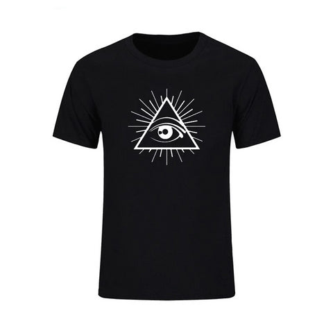 tshirt illuminati eye