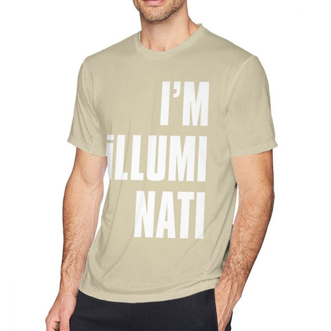 T-shirt Illuminati <br> I am Illuminati