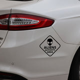 Sticker OVNI <br> Alien Activity