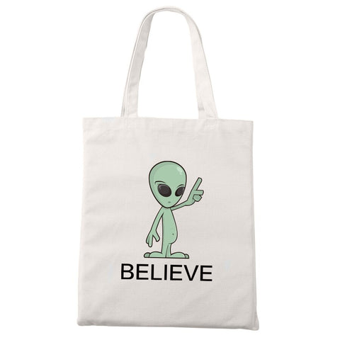 Sac OVNI <br> Believe in Aliens