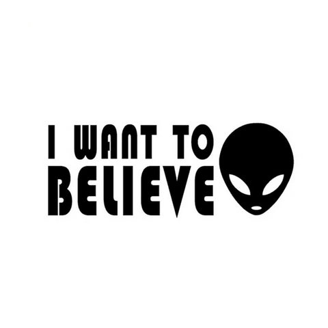 sticker ovni i want to believe