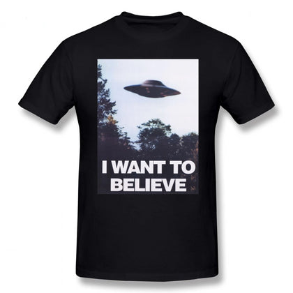 T-shirt OVNI <br> X-Files
