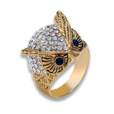 Bague Hibou OR