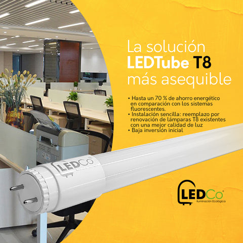 led tube t8 ledco