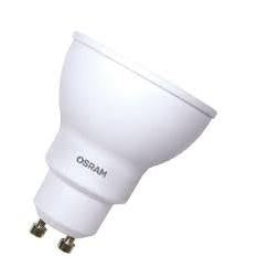 LED MR16, 5W, 120V, BASE GU10, WARM WHITE DIMEABLE, 35°, 3000K, SUPERSTAR