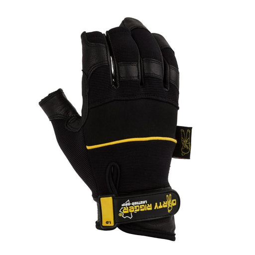 GUANTES FRAMER LEATHER GRIP GLOVES