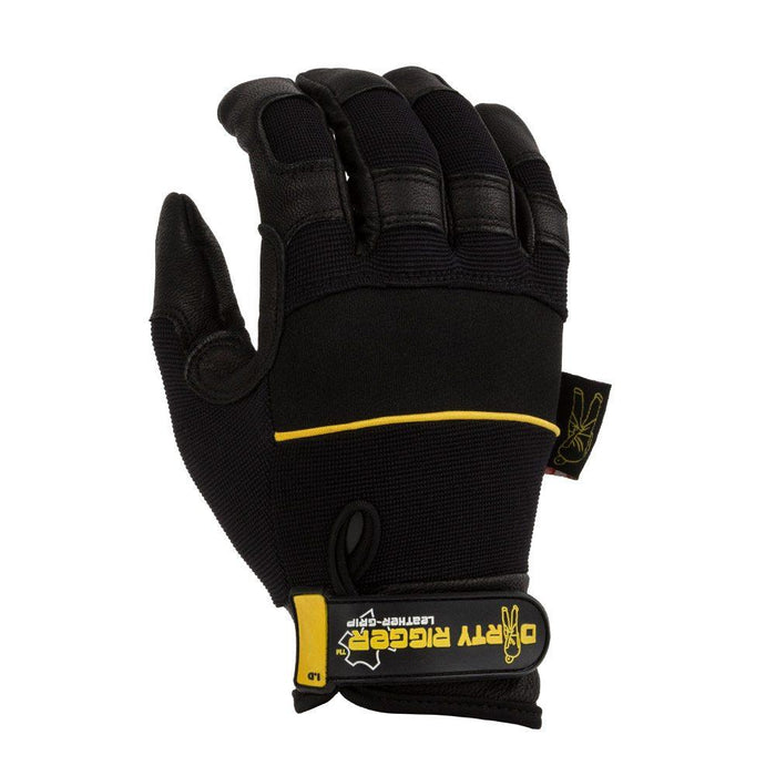 GUANTES LEATHER GRIP GLOVES GRANDE