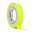 "GAFFER DE 1"" X 46 MTS FLUORESCENTE COLOR AMARILLO"