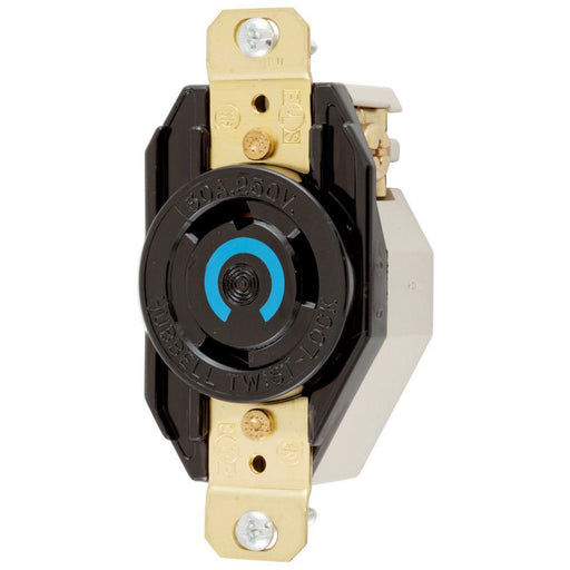 CONECTOR TWIST-LOCK CHASIS, HEMBRA, 125V, 30A, 2P, 3H