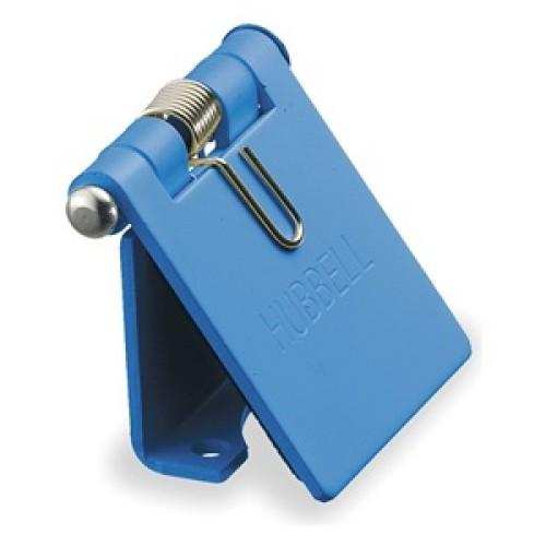 CONECTOR CAMLOCK 300-400A COVER SNAP-BACK, BLUE