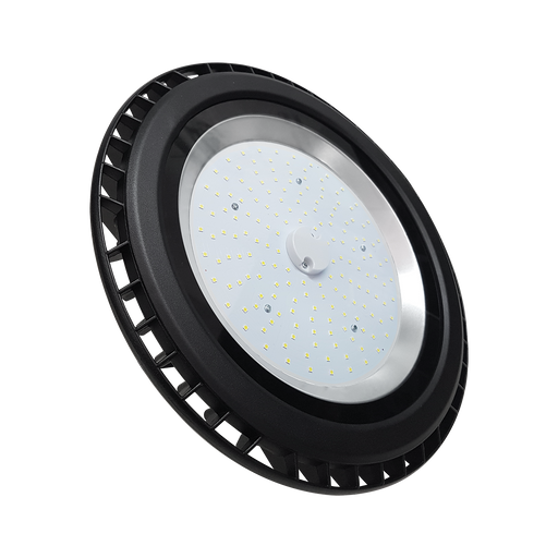 LED HIGHBAY, 150W, 85-265V, COOL WHITE DIMEABLE, 120°, UFO, LD-HBUFO-150D