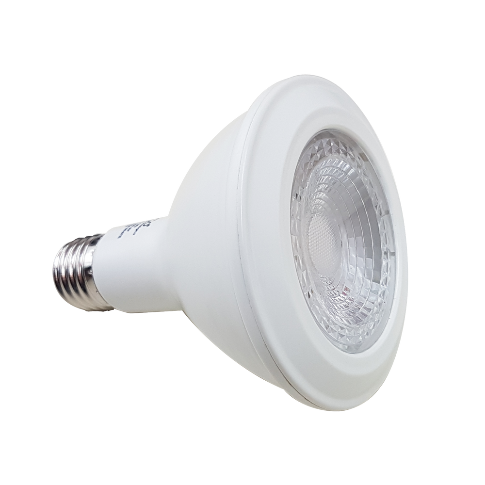 LED PAR30, 12W, 85-265V, BASE E27, WARM WHITE, 40°, LEDPAR30-E