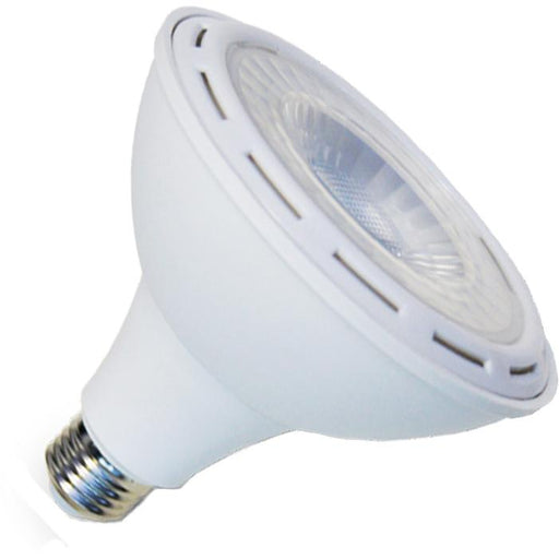 LED PAR38, 15W, 85-265V, BASE E27, COOL WHITE, 40°, LEDPAR38-E