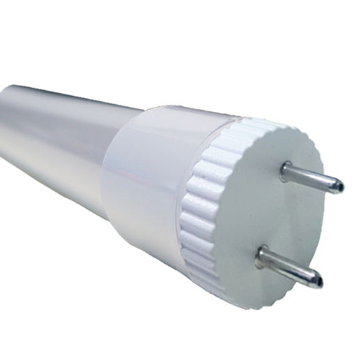 LED T8 TUBE, 18W, 85-265V, BASE G13, WARM WHITE, 160°, GLASS TUBE, ROTABLE, LEDT8120GL