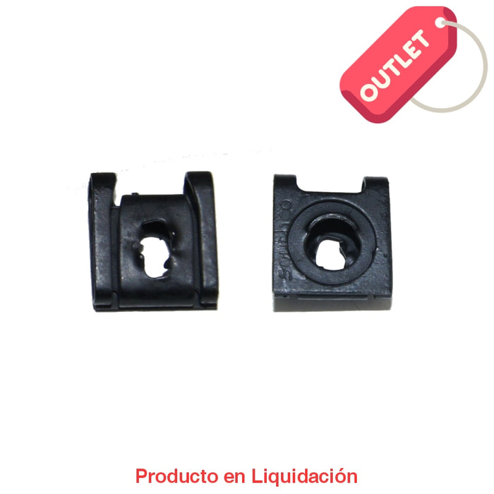 clip on receptacles, mto