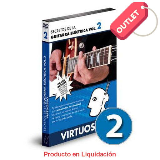 Curso P/guitarra Electrica 2 Outlet