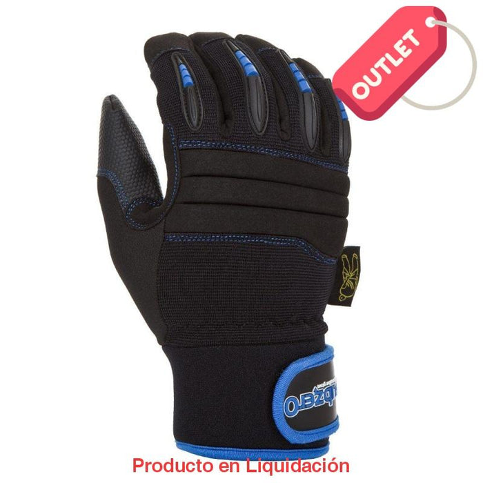 GUANTES SUBZERO GLOVES, COLD WEATHER, MEDIUM