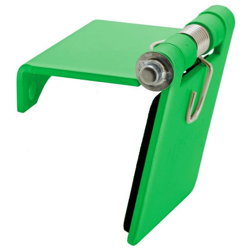 CONECTOR CAMLOCK 300-400A COVER SNAP-BACK, GREEN