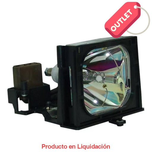 lampara de proyeccion - hopper 10 series xg10 - solo bulbo