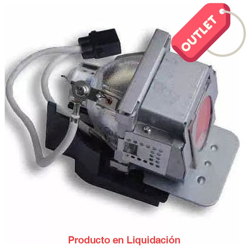 Lampara De Proyeccion - Mp511+ Con Housing Outlet