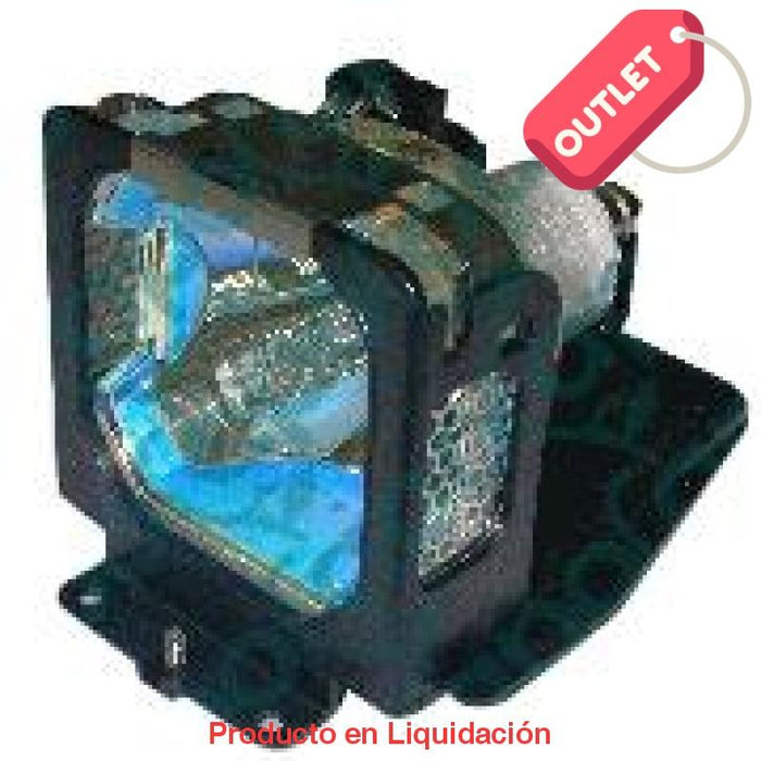 lampara de proyeccion - pt-vx400e - con housing