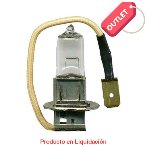 Lampara Mod 01006 6V 55W Base Pk22S H3 Outlet