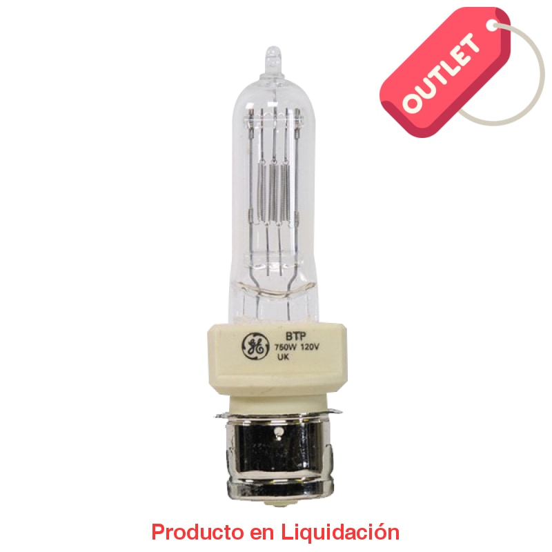 Lampara Mod Btp (Q750T7/4Cl/2P) Outlet
