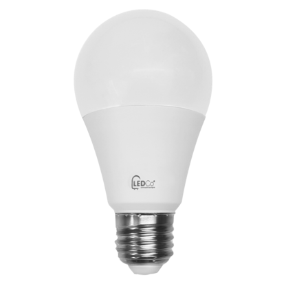 LED BULB, 5W, 120V, BASE E27, WARM WHITE DIMEABLE, 200°, LEDBULB-5
