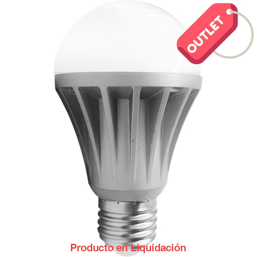 Led Bulb 9W 85-265V Base E27 Cool White Ledbulb-9 Outlet