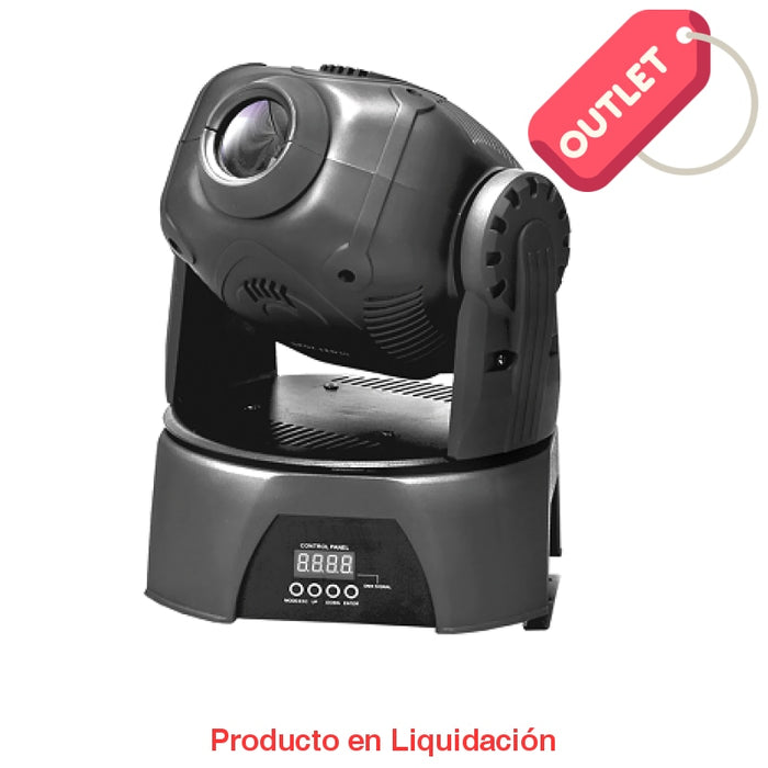 Luminaria Led Spot Movil Outlet
