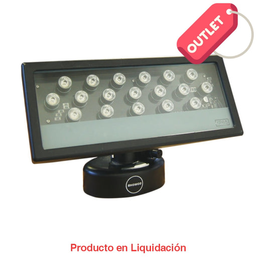 Luminaria Led Washer 54 Ip65 Outlet
