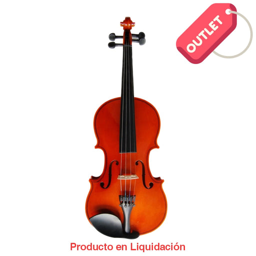 Violin Brillante 4/4 Solid Spruce Amadeus Cellini Outlet