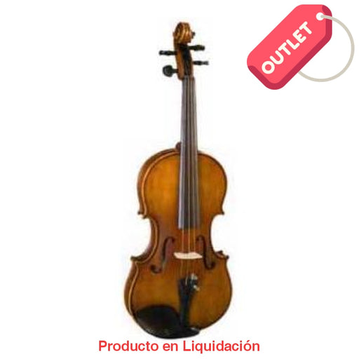 Violin Estudiante 3/4 Antiguo Con Estuche Outlet