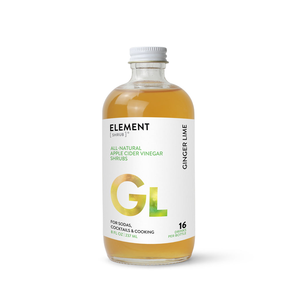 Element | Ginger Lime [GL] Shrub