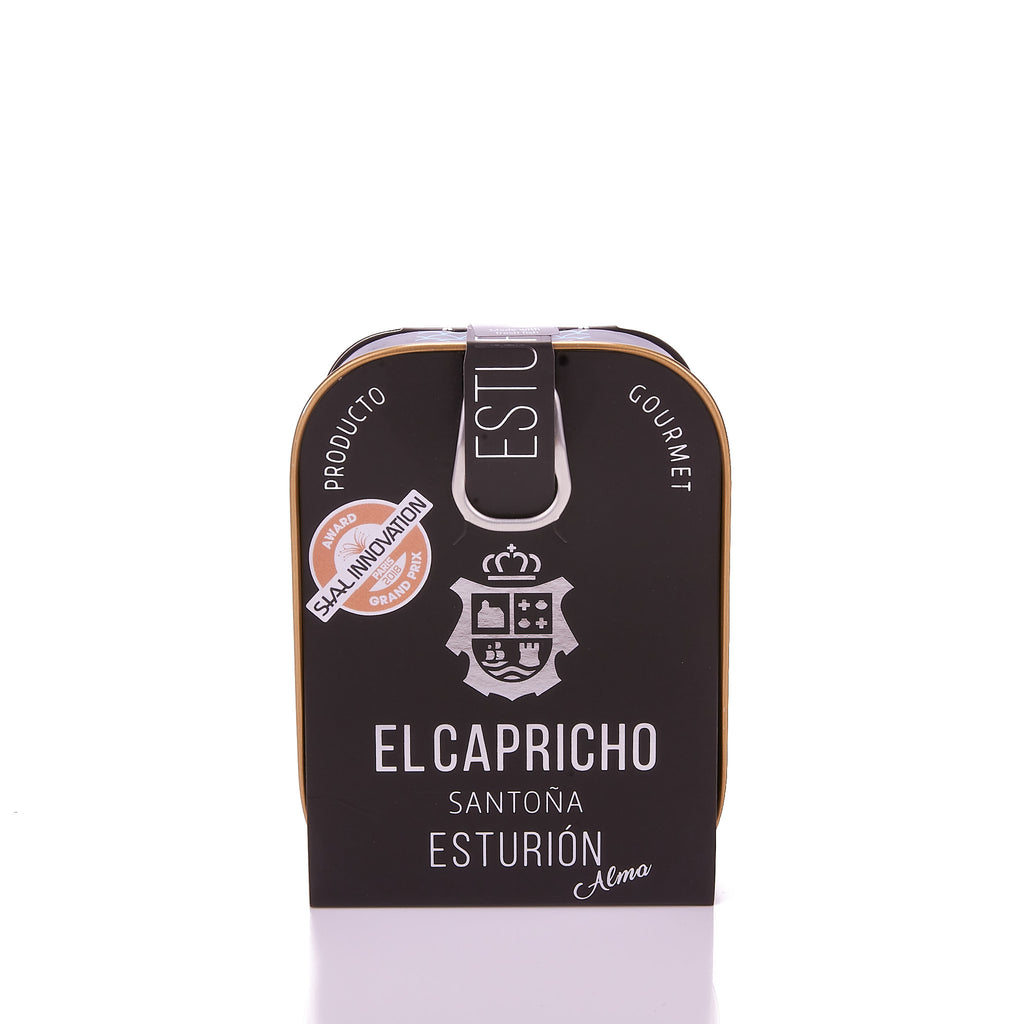 El Capricho | Sturgeon Alma in EVOO