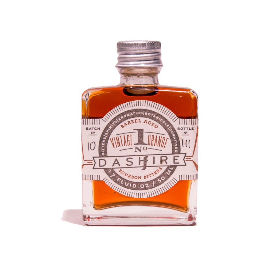 Dashfire | Vintage Orange No. 1 Bourbon Bitters