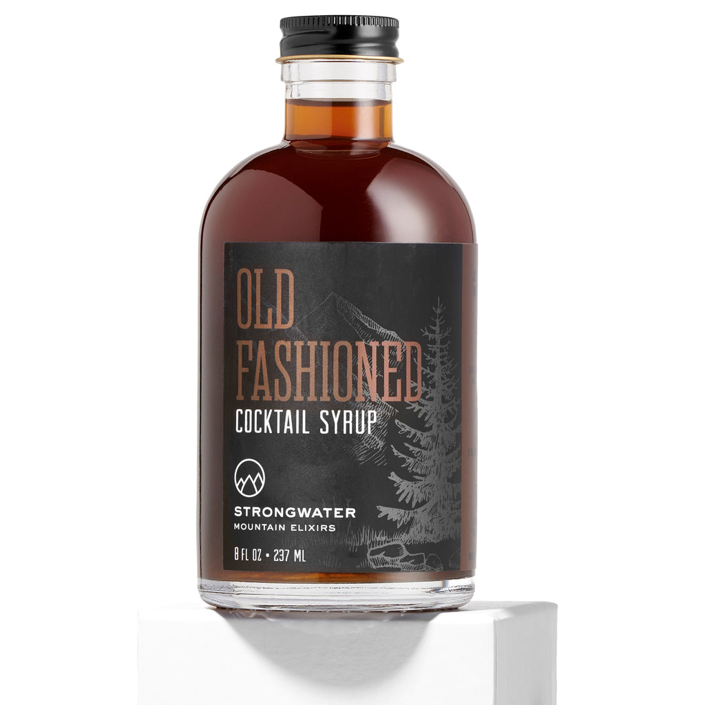 Strongwater | OLD FASHIONED Cocktail Syrup
