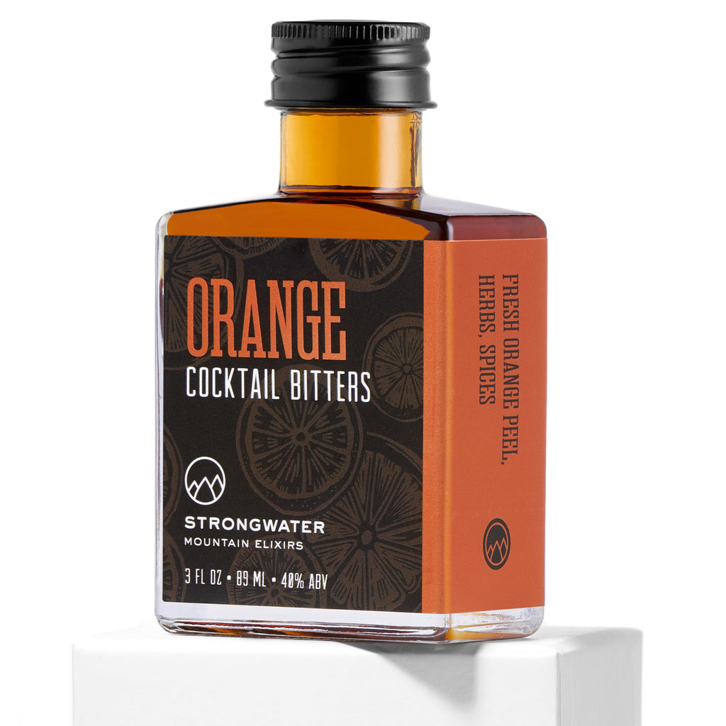 Strongwater | ORANGE Cocktail Bitters