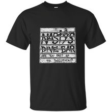 Nasty's Dive Bar- Are You With Us - Men's Shirt