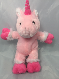 PAR-T-PET LICORNE ROSE