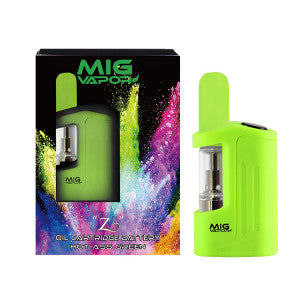 Mig Vapor Ziggi Oil Cartridge Battery Vape Pen