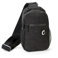 COOKIES NOAH HEMP OVER THE SHOULDER SLING BAG