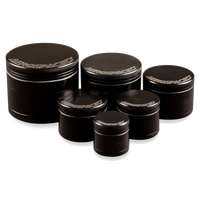 4 PIECE AEROSPACED GRINDER / SIFTER